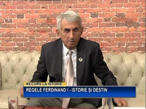 RECURS LA ISTORIE: Regele Ferdinand I - Istorie si destin