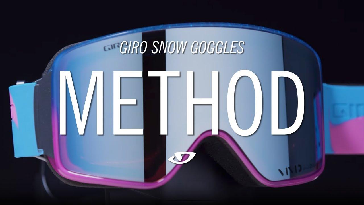 Giro Unisex/ Erwachsene Method Skibrille