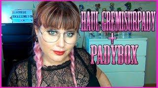 Haul Gremisurpady + Padybox