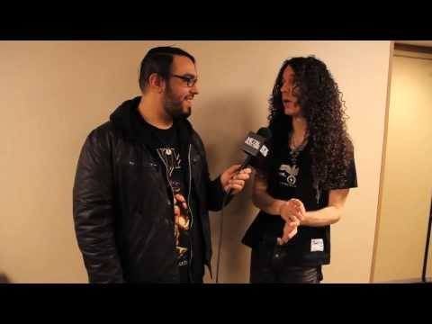 Marty Friedman on His New Tour and Album on Metal Injection