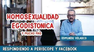 Respondiendo a Periscope y Facebook Live con Edmundo Velasco