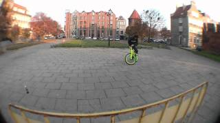 NS Bikes - Piotr Jurczak winter edit