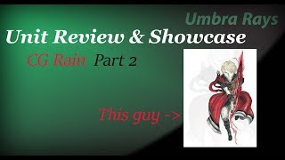 CG Rain Review and Showcase Part 2 Showcase