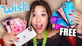 Unboxing iPhone 11 Cases From Wish!