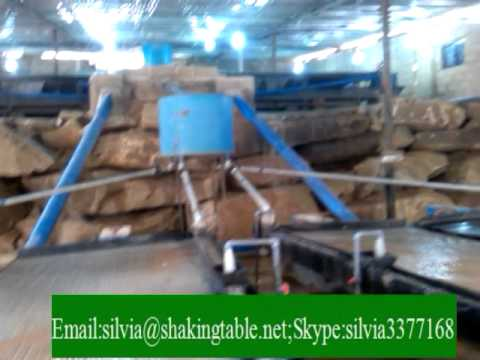 shaking table selection,alluvial gold processing equipment,