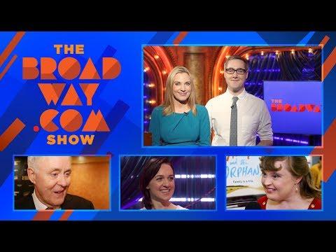 The Broadway.com Show - 1/12/18: Lena Hall, John Lithgow, Sara Bareilles & More