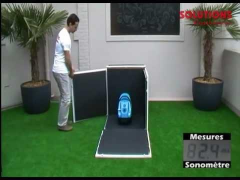 tests acoustiques mousse se30fl youtube. Black Bedroom Furniture Sets. Home Design Ideas