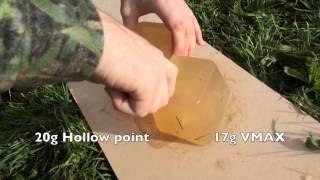 17hmr vmax vs hollow point