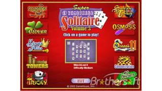Super GameHouse Solitaire Vol