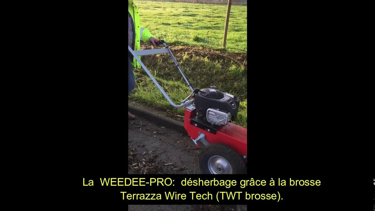 Weedee Pro Avec Twt Brosse
