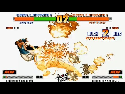 Chin DM SDM vs Brian DM SDM KOF 98