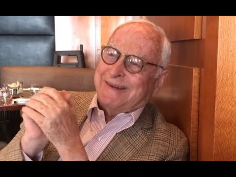 James Ivory ('Call Me By Your Name') chats first love, possibly becoming oldest Oscar winner ever
