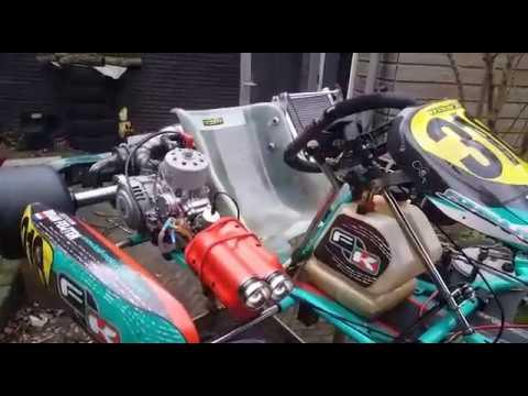 Warm-Up Formula-K KZ