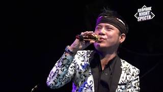 Dimas Tedjo - Jogja Priangan | Gamelan Orchestra & Doyok Jaipong | Geopark Night Specta #3