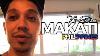 My New Place in Makati ?? Philippines. Good Morning!!