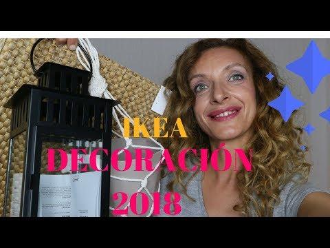 NOVEDADES DE IKEA 2018 SUPER HAUL DECORACIÓN!!