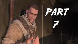 Download Sniper Elite 3 Gameplay Walkthrough Part 7 - A Nice Threesome (PC)