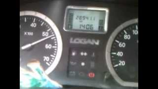LOGAN RS 215 km/h