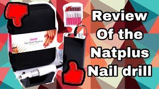 NatPlus Nail Drill