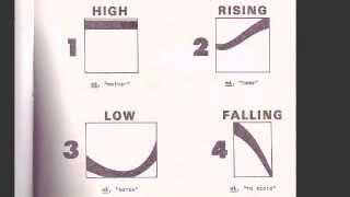 FSI Pinyin Tones