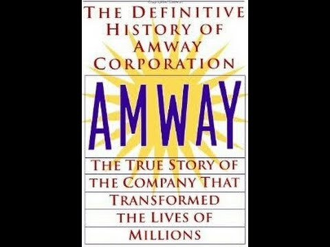 History of Amway Global - The beginnings of Amway Rich & Jay 1940 -2016