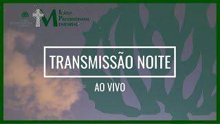 Transmissão Noturna - Marcos 3.7-12