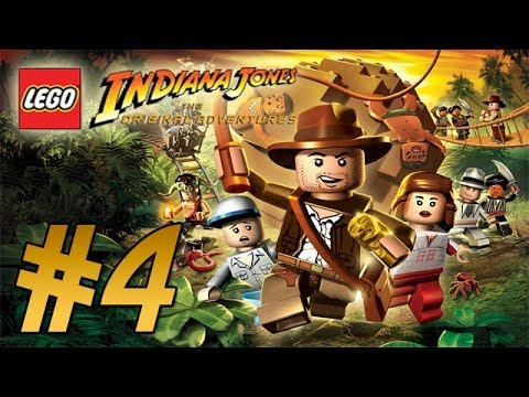 LEGO Indiana Jones: The Original Adventures - Bonus Mission #2 - Ancient City (1,000,000 Studs)