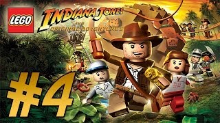 LEGO: Indiana Jones (Original Adventures) The Well of Souls - Part 4 Walkthrough