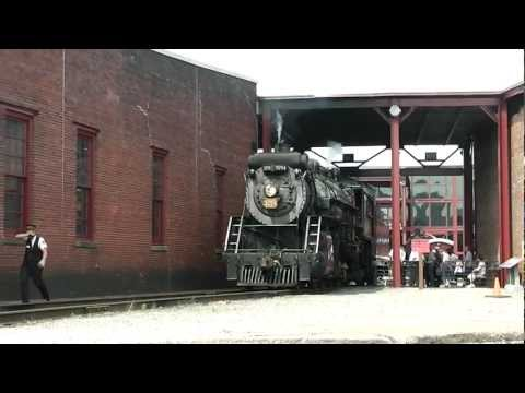 Stormin' up the Lackawanna! (with CN #3254)