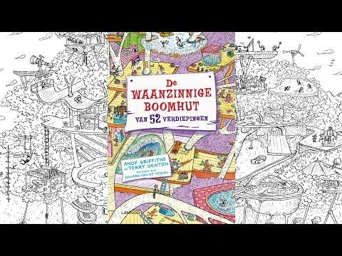 Kinderboek: De waanzinnige