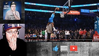 I Missed The 2019 NBA Dunk Contest! Here Is My Reaction! Video