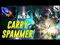 Jenkins Oracle Carry Spammer Dota 2