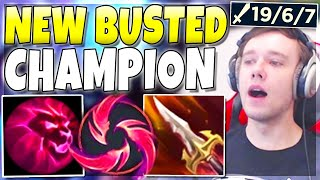 Riots 'NERFS' Made This Champion Even MORE OP (GIVEAWAY) - League of Legends