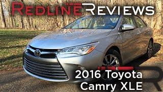 2016 Toyota Camry XLE V6 – Redline: Review