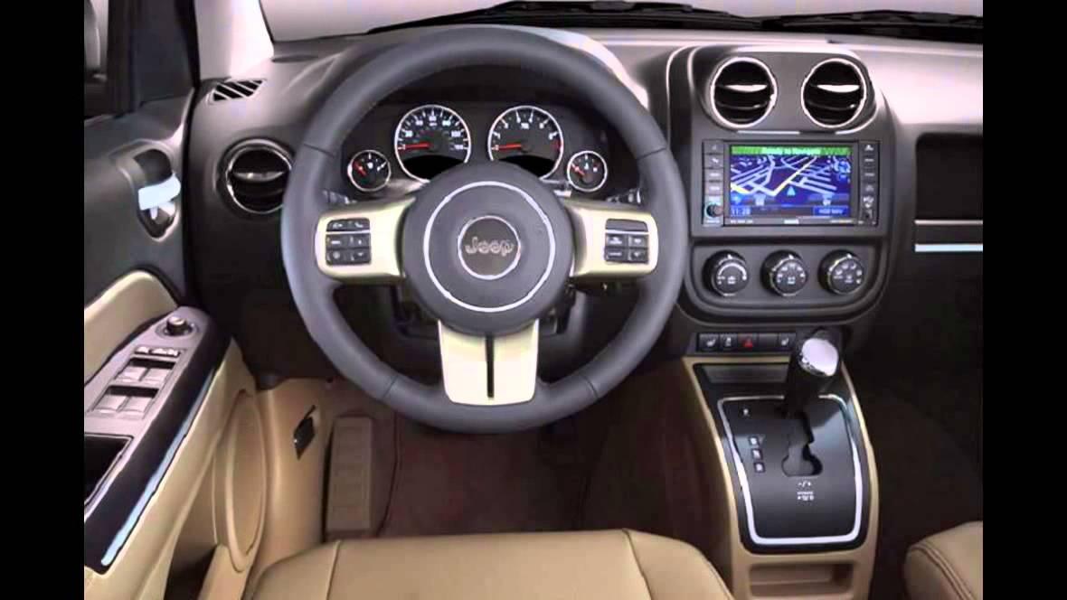 Q4 Jeep Compass >> 2016 Jeep Compass Interior - YouTube