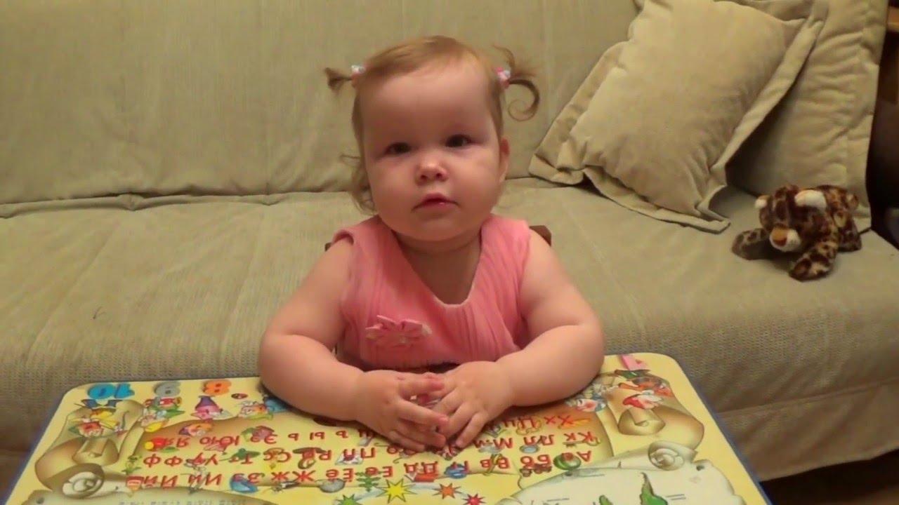 Как научить ребенка дуть