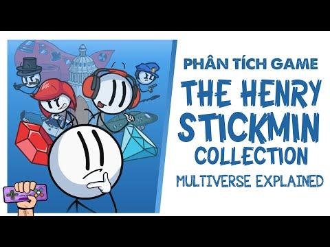 Phân tích game : THE HENRY STICKMIN | Story Explained | PTG