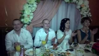 Неожиданное начало свадьбы - Ведущая Таисия Зеленская. Киев