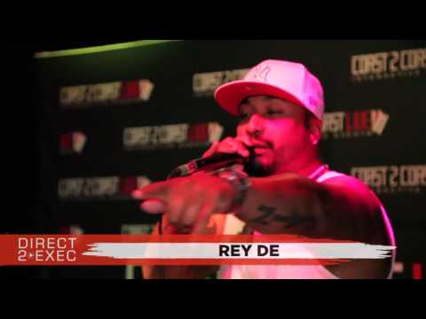 Rey De Performs at Direct 2 Exec NYC 7/25/17 - Atlantic Records