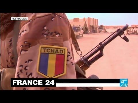 FIGHTING BOKO HARAM - Chadian Troops Join War Against Boko Haram