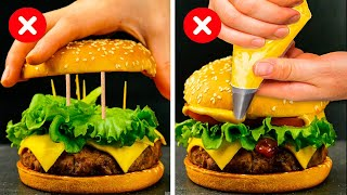 31 SHOCKING FOOD TRICKS YOU'D LIKE TO KNOW SOONER    Cooking Secrets by 5-Minute Recipes!