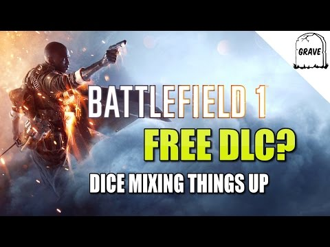 Battlefield 1 Free DLC? Dice Says More Free Content For The Community!