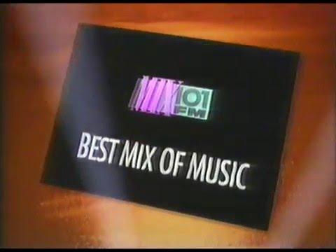 1991 KWMX Mix 101 Promo