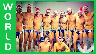 Pro Recco Water Polo on Trans World Sport