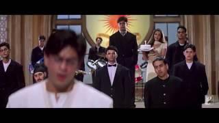 Индийский клип Шахрукх Кхана Влюбленный