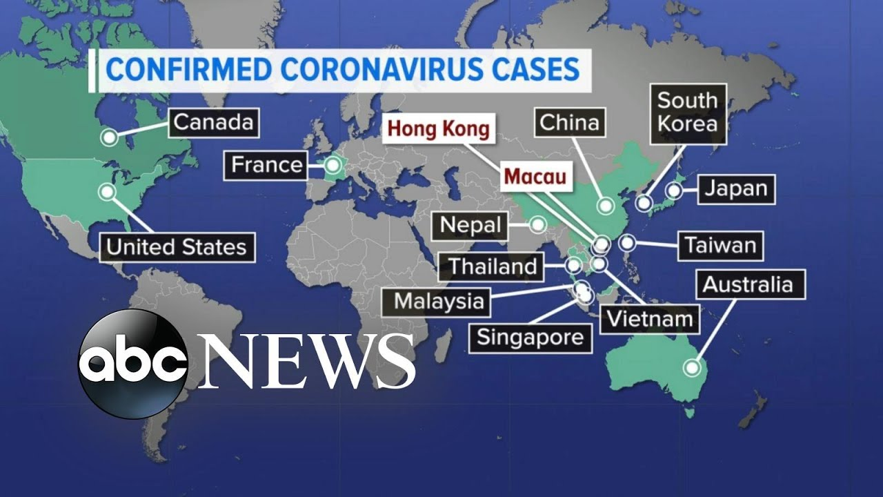 Image result for coronavirus update map world live