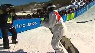 Shaun White's 2006 Olympic Gold Medal Run