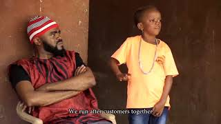 Aka Ose 2 - Classic boy return from Onitsha keep threatening the father || trouble has just begun (Chief Imo Comedy)