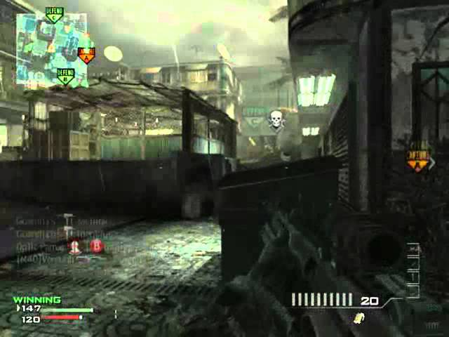 NSL sXee - MW3 Game Clip Travel Video