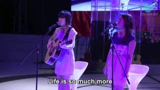 Jayesslee - What Faith Can Do @ City Harvest Church